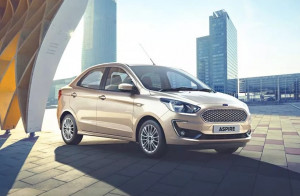 2019 Ford Aspire