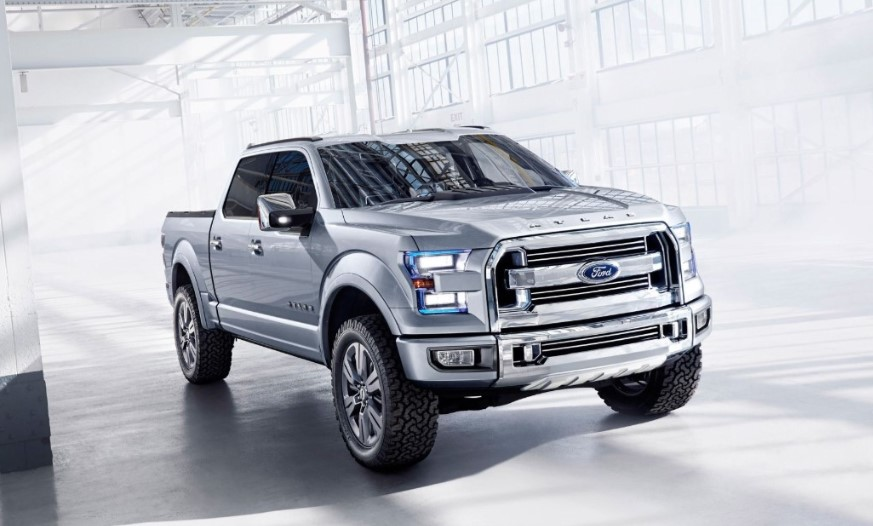 2019 Ford Atlas