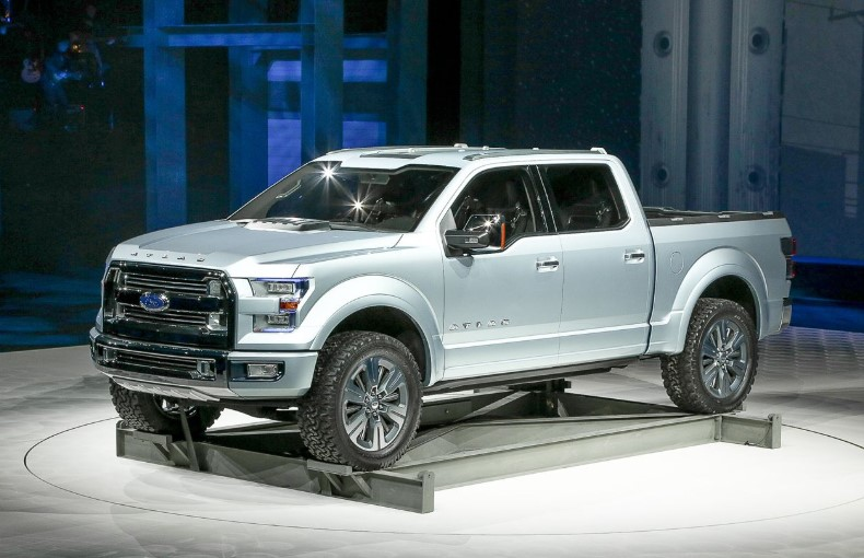 2019 Ford Atlas changes