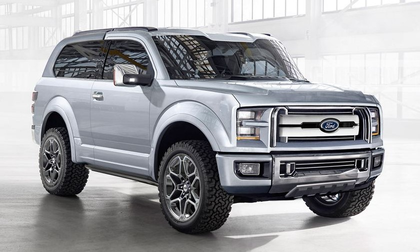 2019 Ford Bronco news