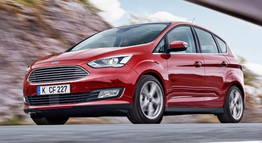 2019 Ford C-Max release date