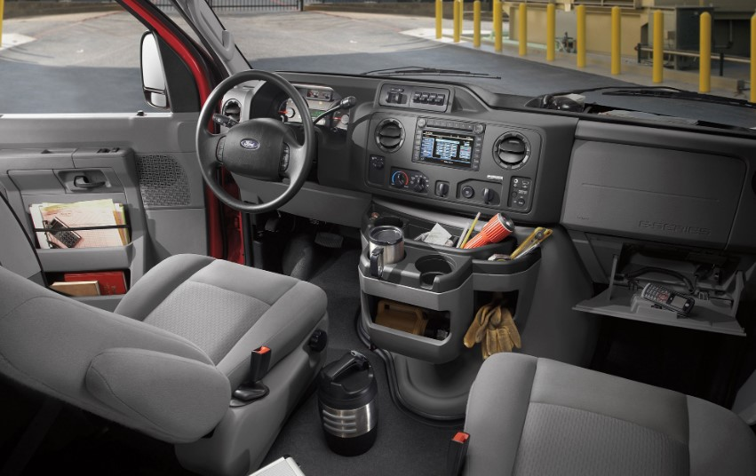 2019 Ford E series interior 2020 Ford E Series Cutaway Colors, Release Date, Interior, Changes