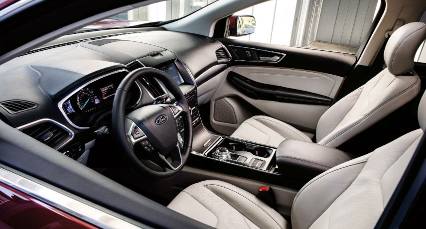 2019 Ford EDGE interior 2019 Ford Edge Colors, Concept, Interior, Release Date, Price