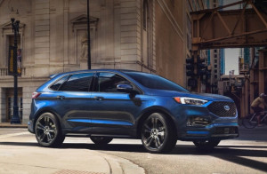 2019 Ford Edge news
