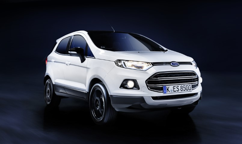 2019 Ford Ecosport changes