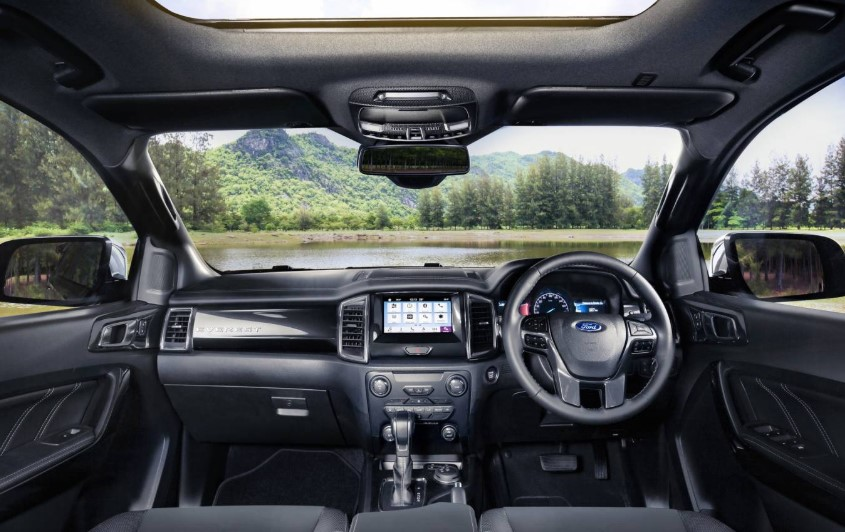 2019 Ford Endeavour changes