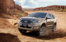2019 Ford Everest release date