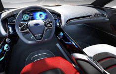 2019 Ford Evos changes
