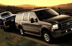 2020 Ford Excursion Diesel