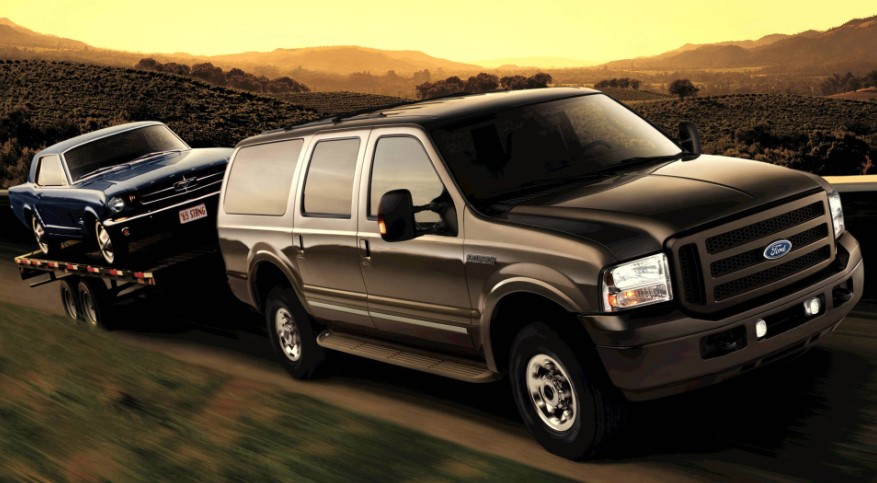 2019 Ford Excursion release date