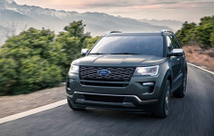 2019 Ford Explorer release date