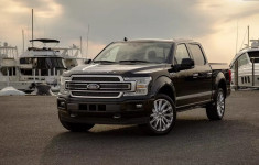 2019 Ford F-150 changes