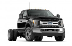 2019 Ford F-550 changes