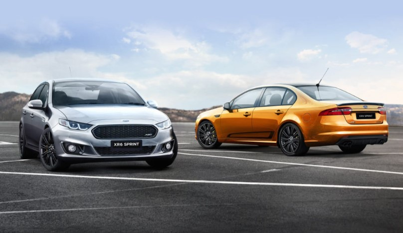 2019 Ford Falcon changes