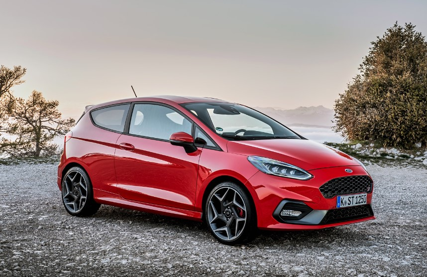 2019 Ford Fiesta changes