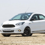 2019 Ford Figo changes