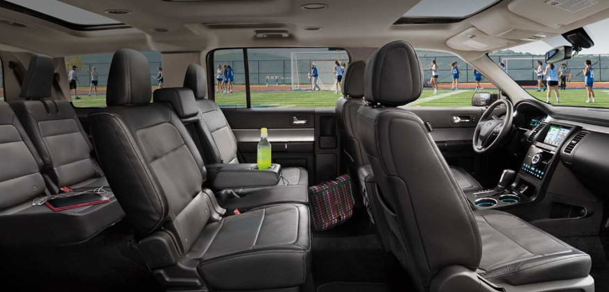 2019 Ford Flex interior 2020 Ford Flex Limited Colors, Price, Release Date, Redesign, Interior
