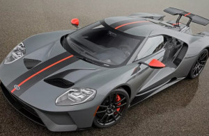 2019 Ford GTS changes
