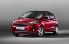 2019 Ford KA changes