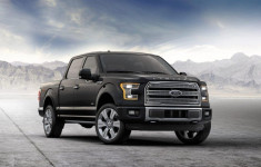 2019 Ford Lobo changes
