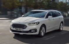 2019 Ford Mondeo changes