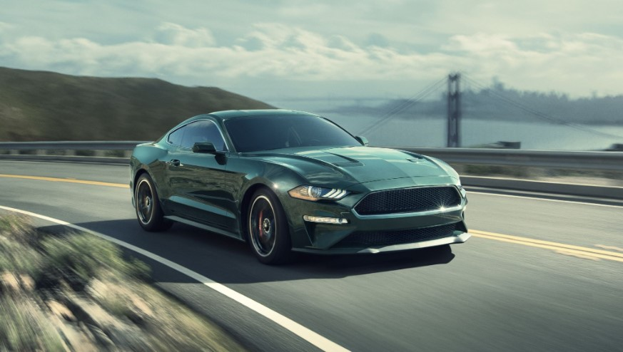 2019 Ford Mustang changes
