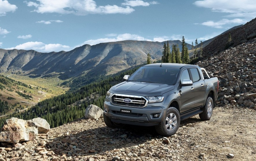 2019 Ford Ranger concept New 2020 Ford Ranger Colors, Redesign, Release Date, Interior, Price