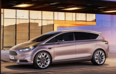 2019 Ford S-Max concept