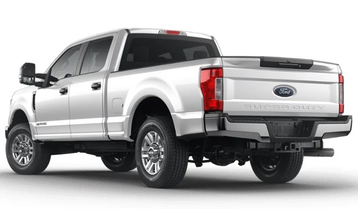2019 Ford Super Duty changes