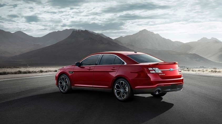 2019 Ford Taurus release date