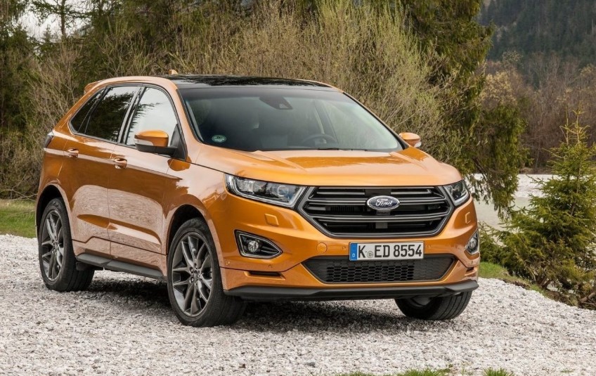 2019 Ford Territory redesign