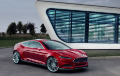 2019 Ford Thunderbird changes