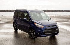 2019 Ford Transit concept