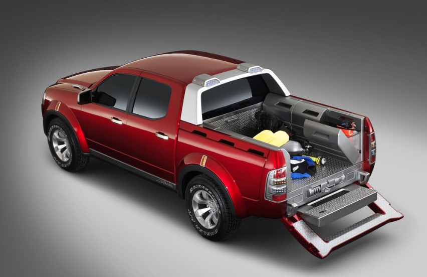 2020 Ford 4-Trac changes