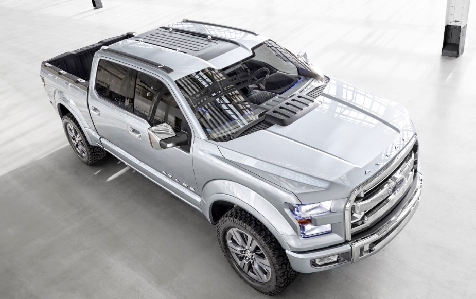 2020 Ford Atlas changes 2020 Ford Atlas Price, Colors, Changes, Interior, Release Date