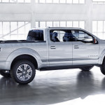 2020 Ford Atlas changes