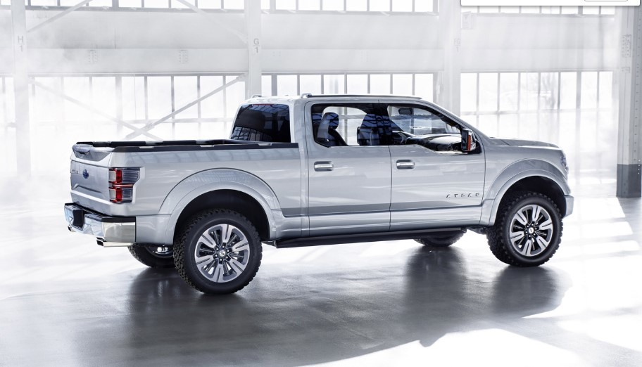 2020 Ford Atlas concept 2020 Ford Atlas Price, Colors, Changes, Interior, Release Date