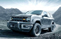 2020 Ford Bronco 5 door