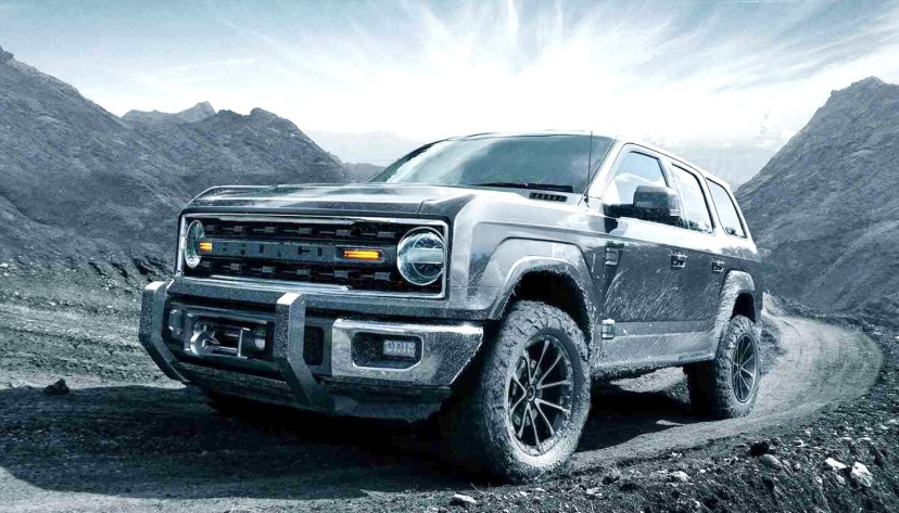 2020 Ford Bronco Colors, Changes, Interior, Release Date ...