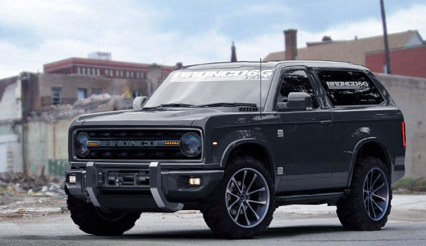 2020 Ford Bronco release date 2020 Ford Bronco Colors, Changes, Interior, Release Date, Price