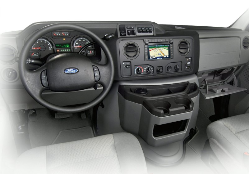 2020 Ford E Series interior 2020 Ford E Series Concept, Colors, Changes, Release Date