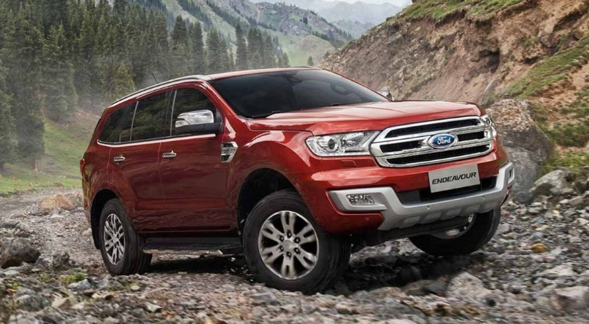 2020 Ford Endeavour release date