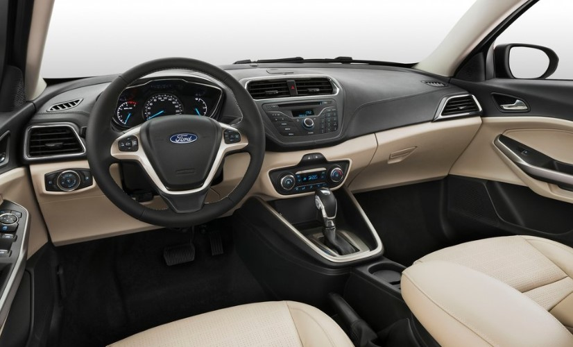 2020 Ford Escort changes