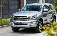 2020 Ford Everest release date
