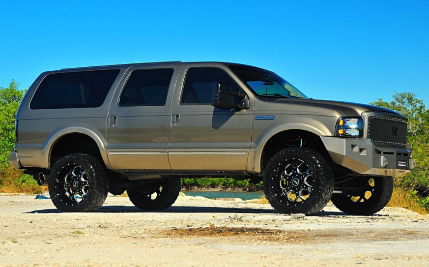 2020 Ford Excursion Diesel Price, Interior, Release Date ...
