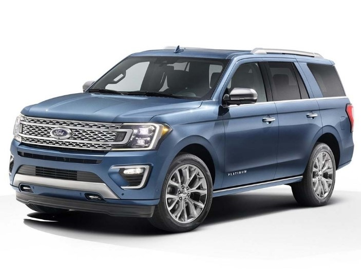 2020 Ford Expedition EL Platinum