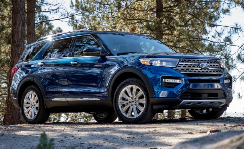 2020 ford explorer redesign 2020 ford explorer colors release date changes interior