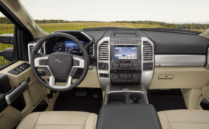 2020 Ford F 250 interior 2020 Ford F 250 Colors, Changes, Release Date, Interior, Price