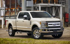 2020 Ford F-350 changes