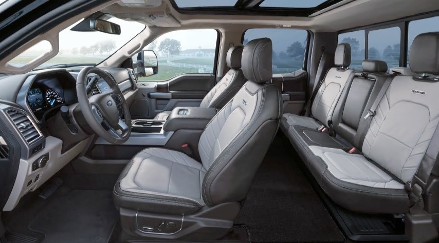 2020 Ford F 350 Colors Changes Release Date Interior